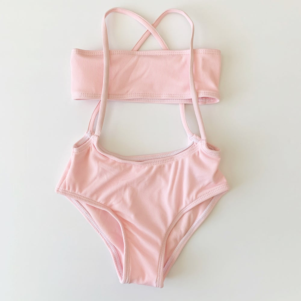 Image of Malibu Swimsuit Blush