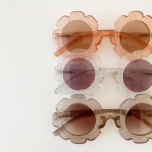 Image of Glitter Flower Sunnies - Summer 2020