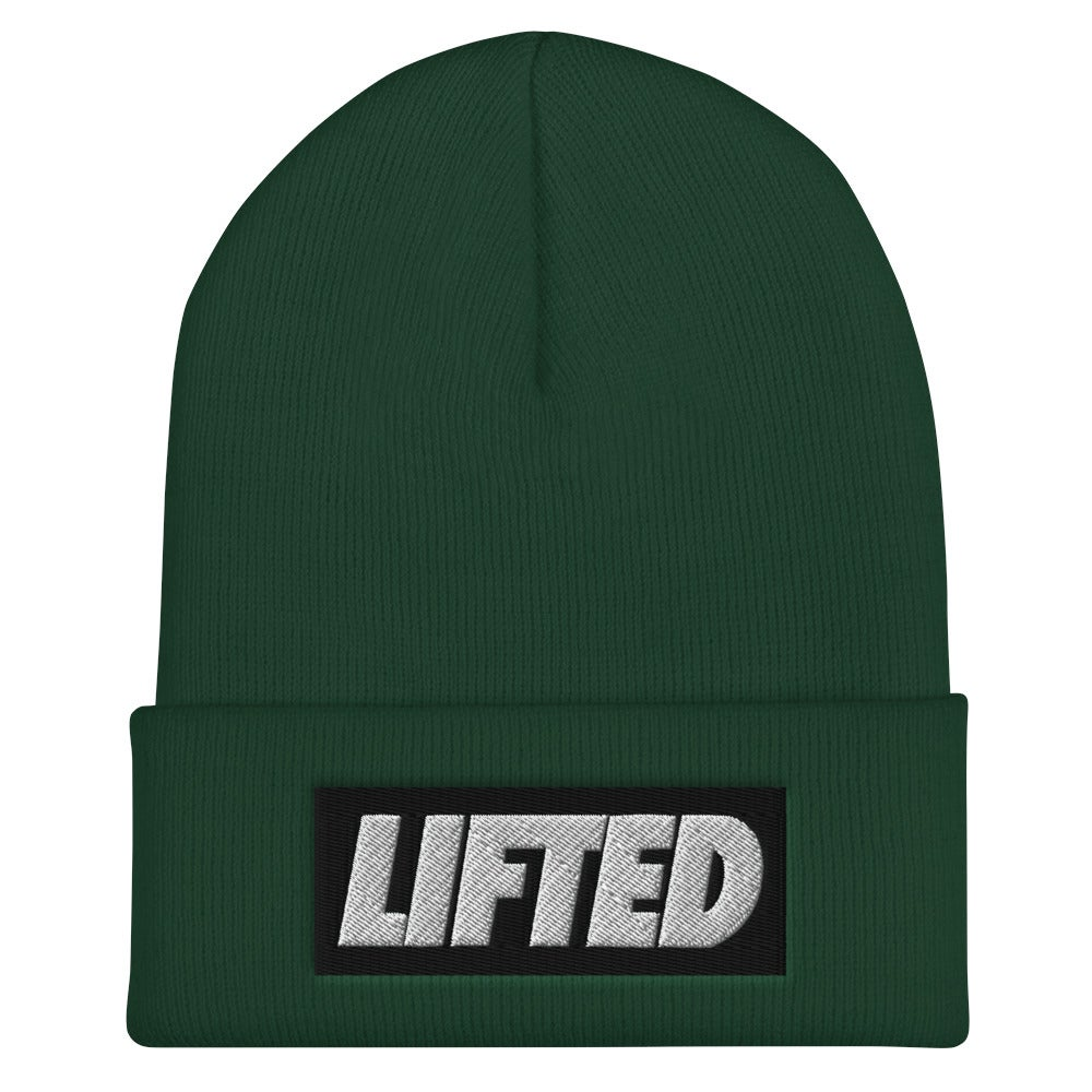 Image of Cuffed LiftedBrand Beanie