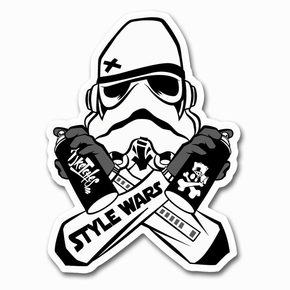Image of Stormwriter Sticker