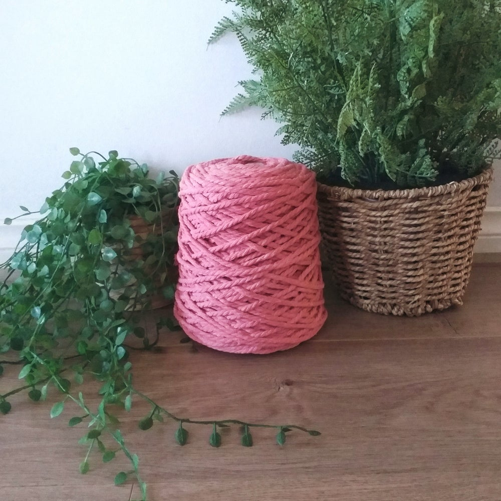 Image of 1kg Guava 3ply Rope