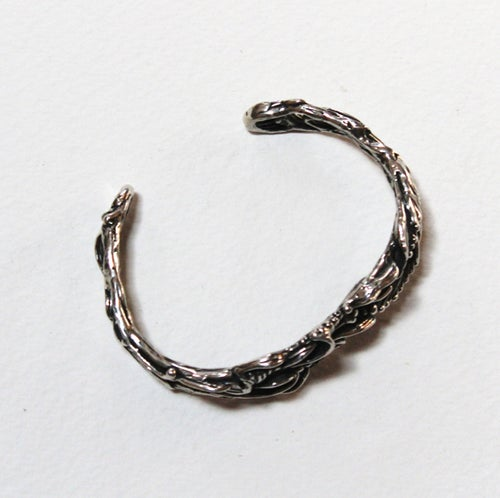 Image of Sterling Silver cuff bby Crystal Hartman