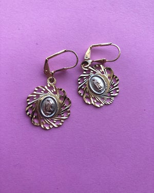 Virgencita Earrings