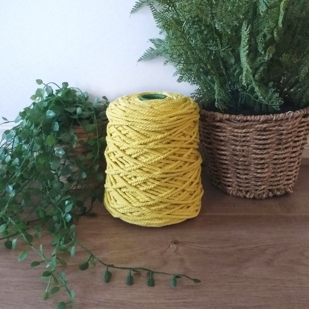 Image of 1kg Sunshine 3ply Rope