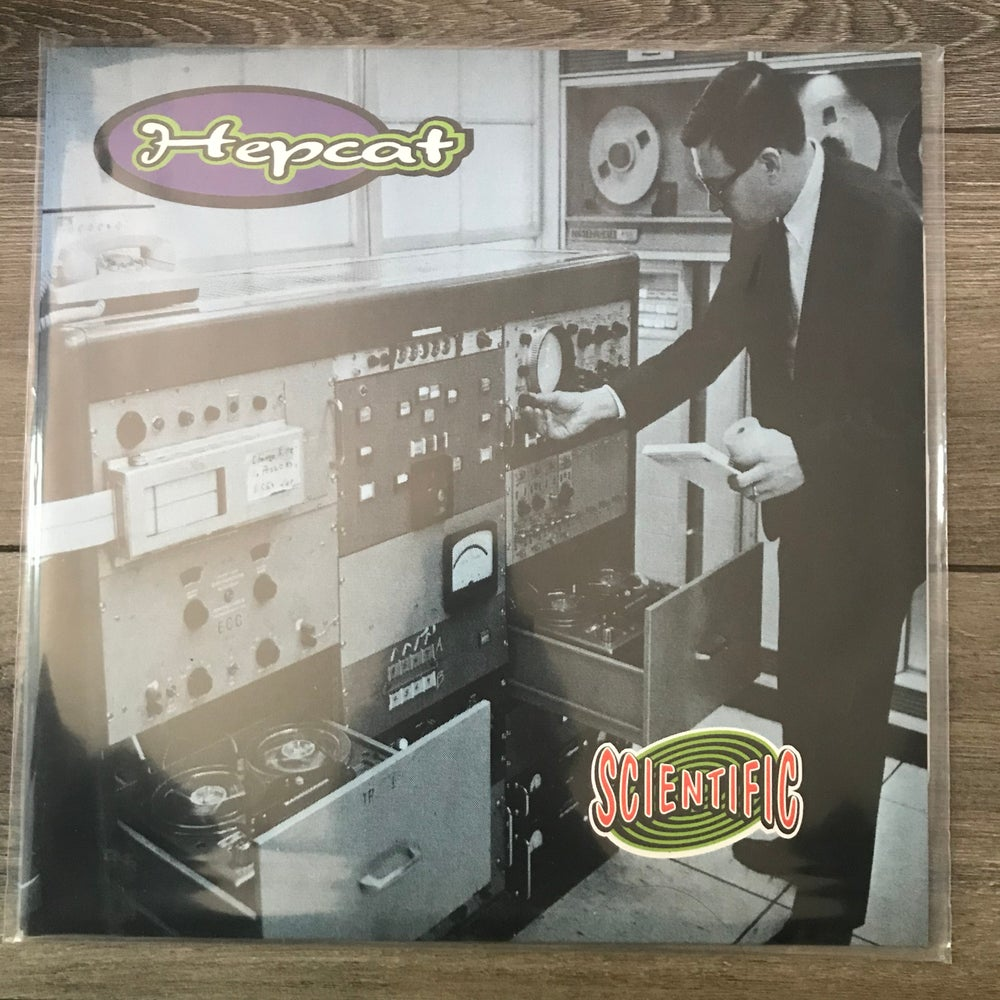 Image of Hepcat - Scientific Vinyl LP