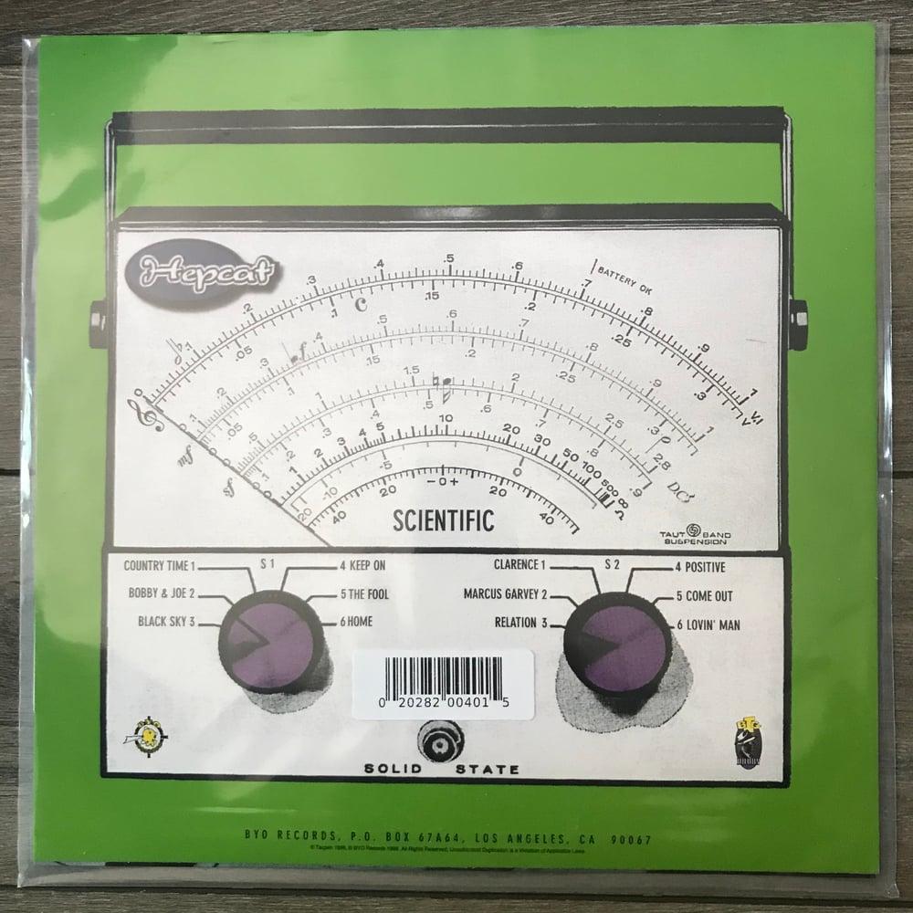 Image of Hepcat - Scientific Vinyl LP
