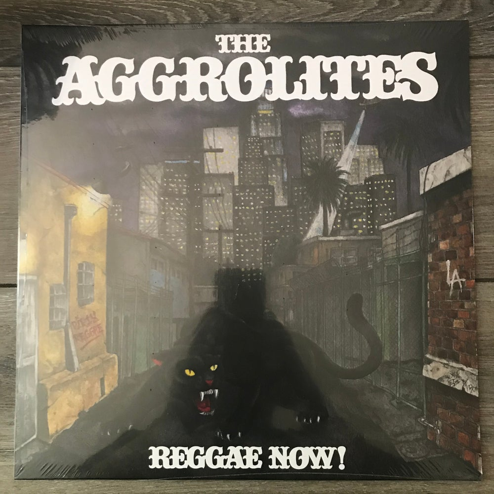 Image of The Aggrolites - Reggae Now! Vinyl LP