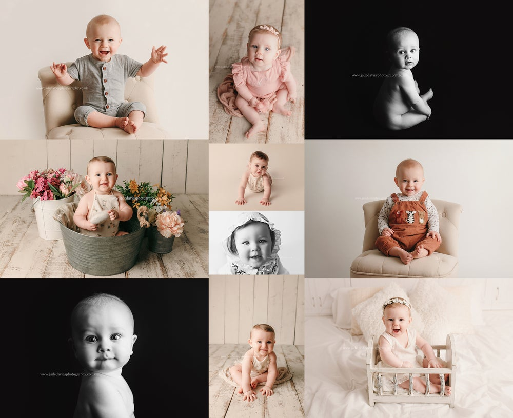 Image of SITTER 6-9 MONTH DEPOSIT ONLY