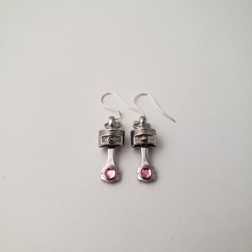 Image of Piston Earrings