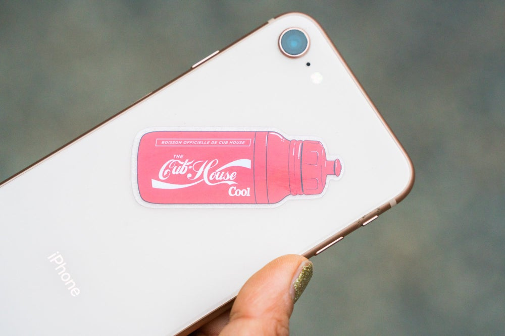 Cool Bottle Stickers