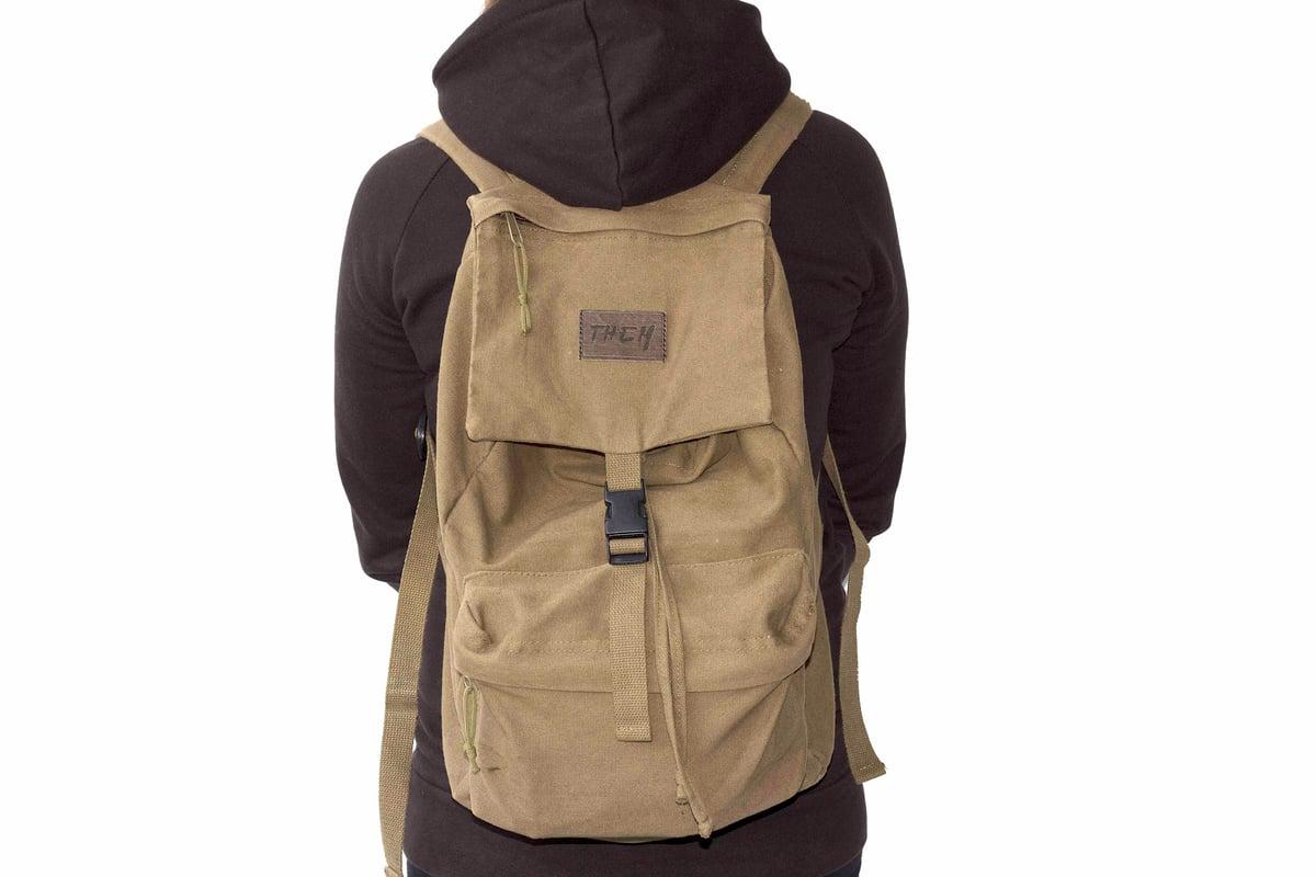 Image of Daypack - Olive Drab