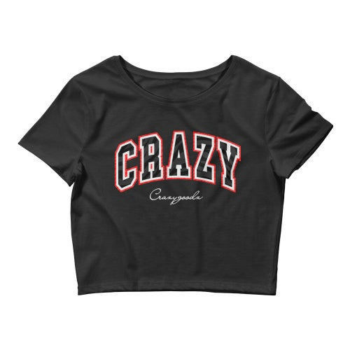 Image of Crazy Arched Women's Crop Top