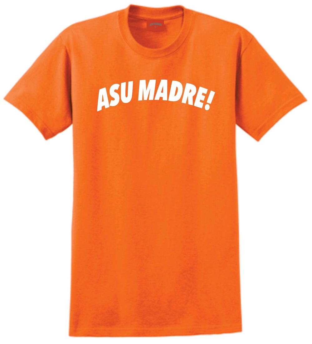 Image of Orignal Logo Tee S. Orange