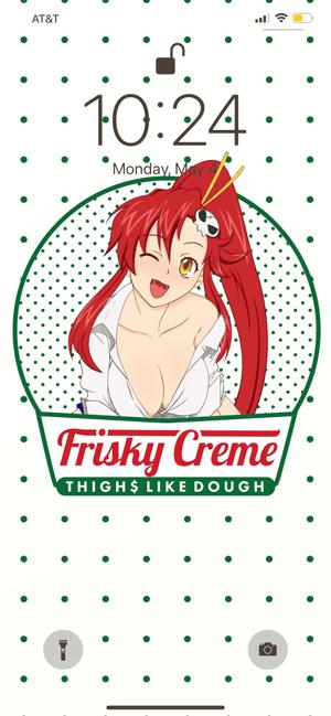 Image of Frisky Creme x Yoko wallpapers