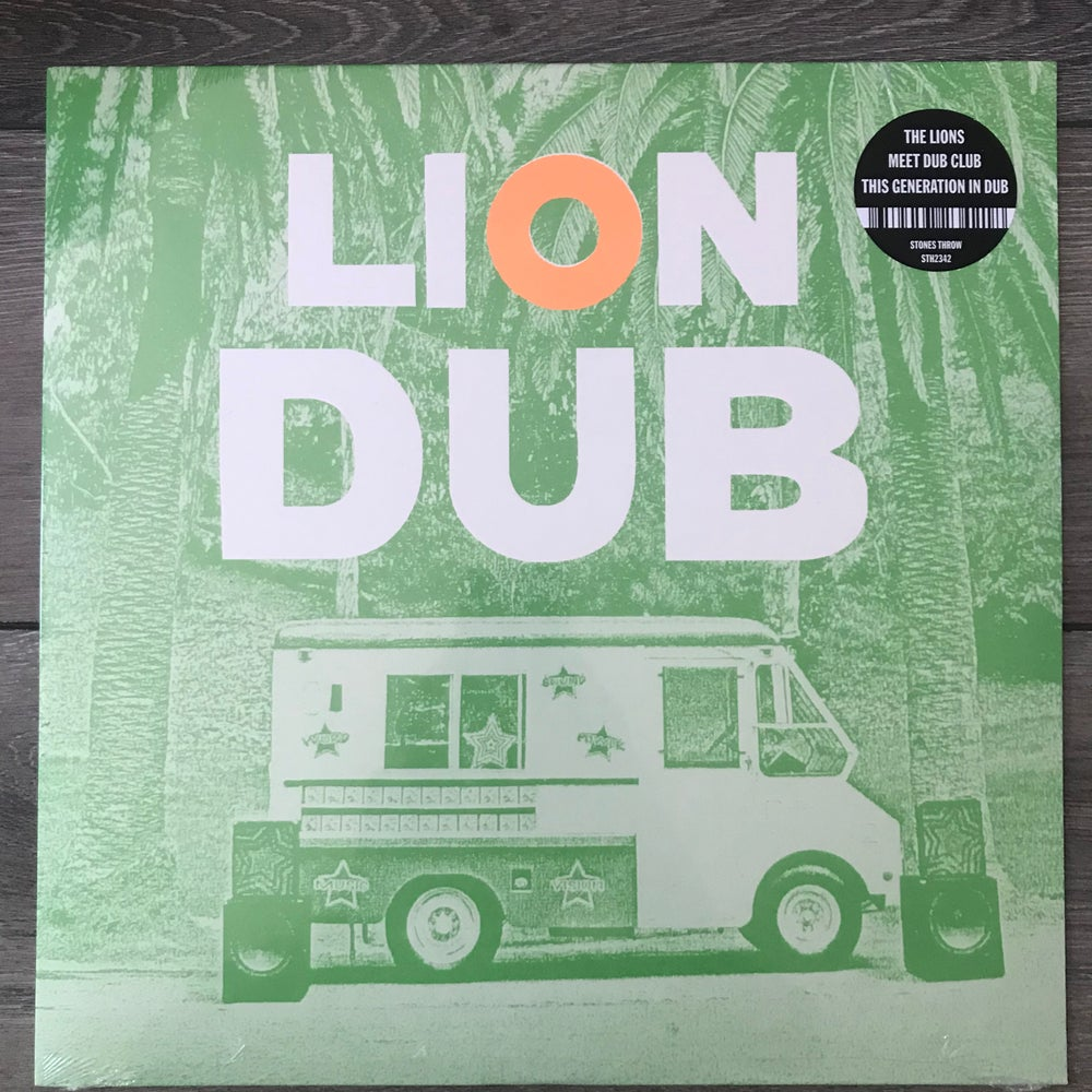 Image of The Lions Meet Dub Club - This Generation In Dub Vinyl LP