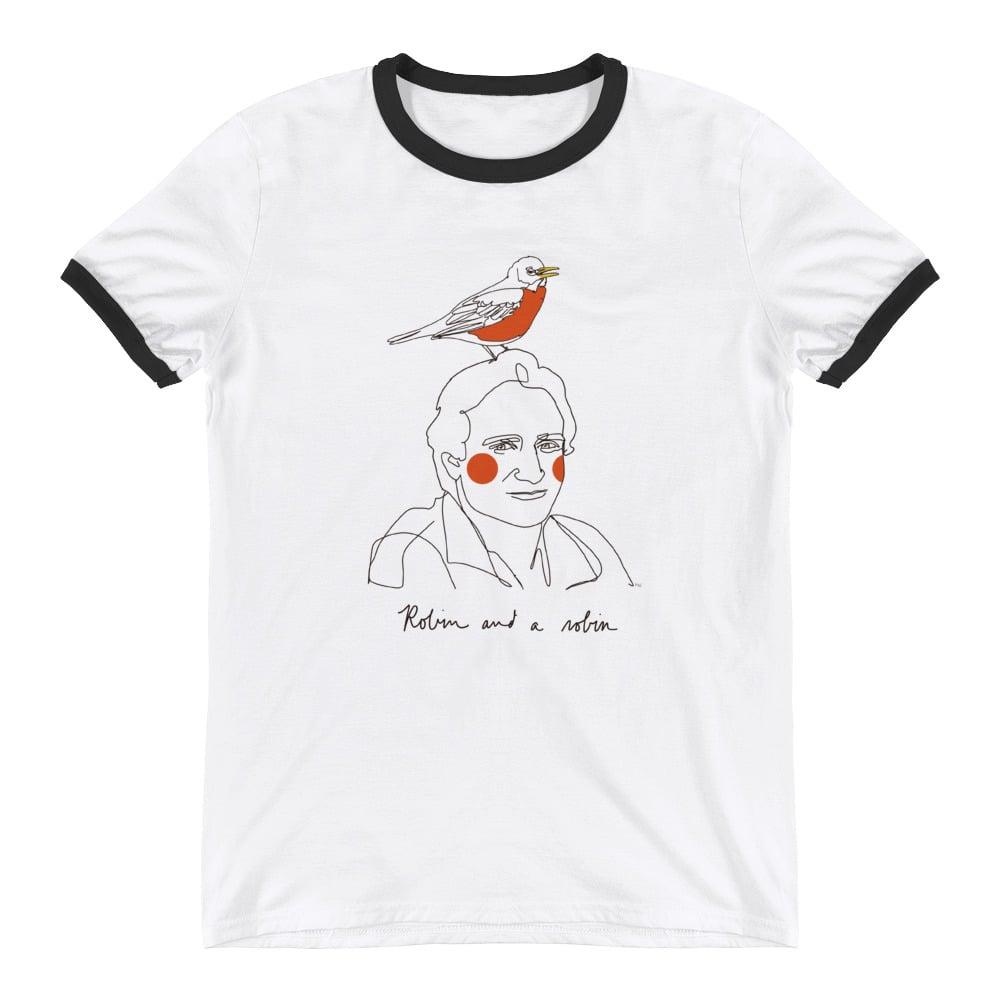 Image of RobinRobin Ringer T-Shirt
