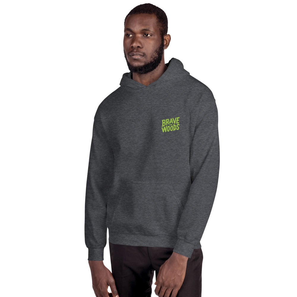 Image of Shield Hoodie - Forest Edition