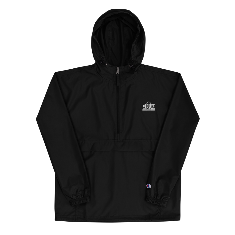 Image of Pi Town Sound Windbreaker Jacket
