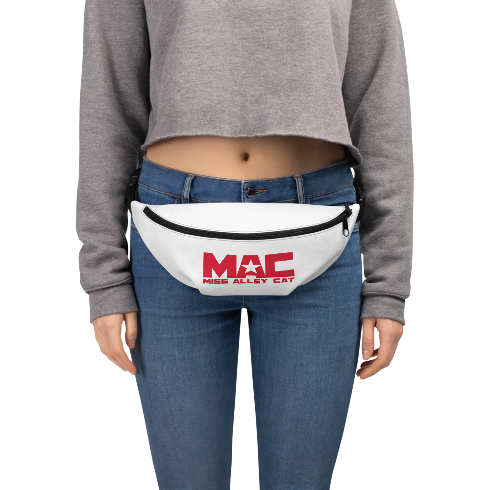Image of Miss Alley Cat MAC PAK Fanny Pack