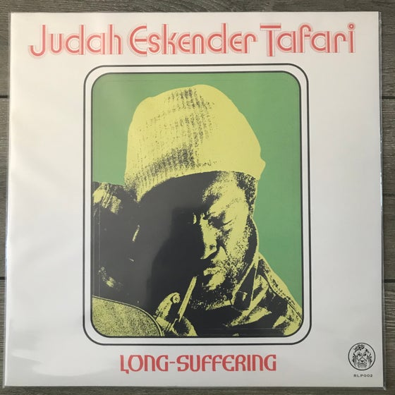 Image of Judah Eskender Tafari - Long Suffering Vinyl LP