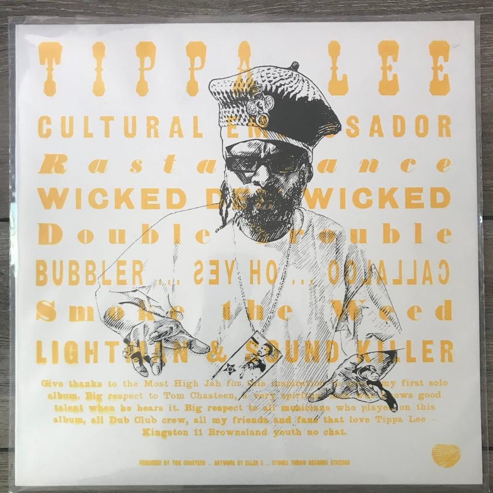 Image of Tippa Lee - Cultural Ambassador Vinyl LP