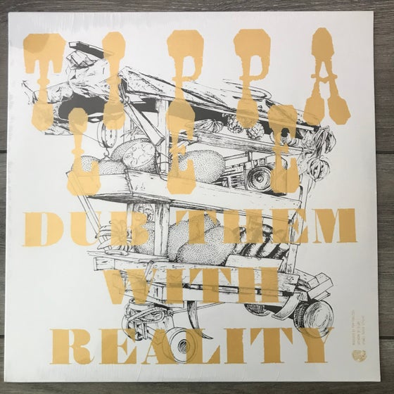 Image of Tippa Lee - Dub Them With Reality Vinyl LP
