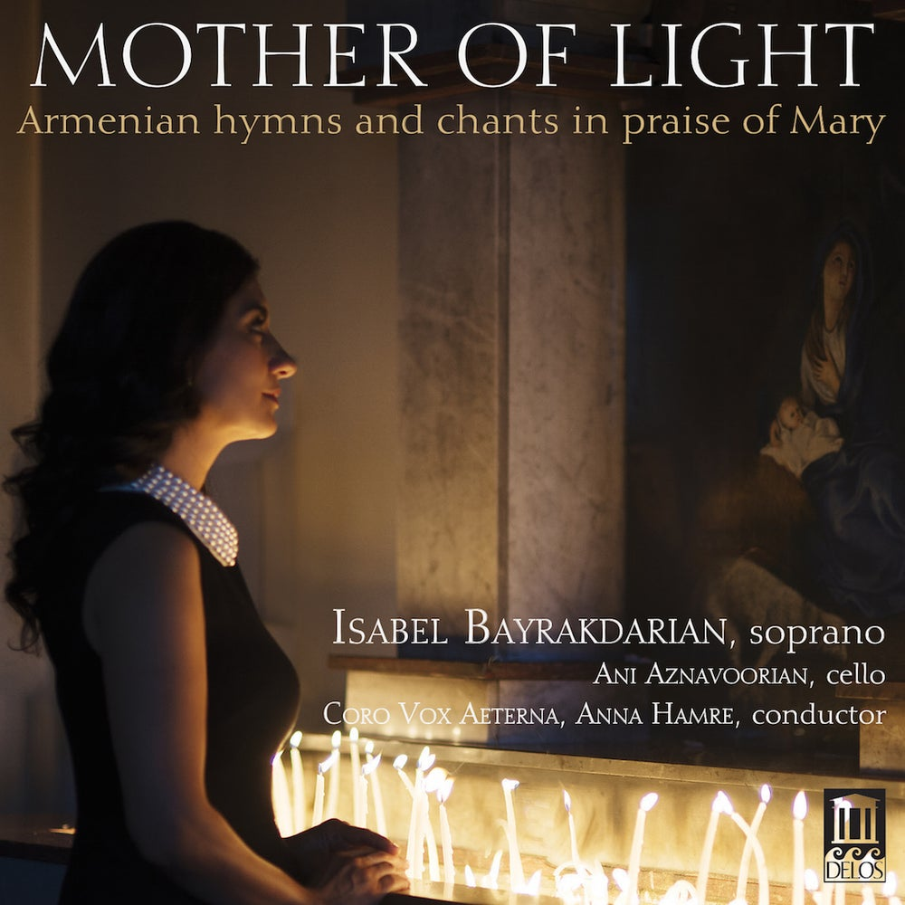 Image of MOTHER OF LIGHT (Autographed CD)
