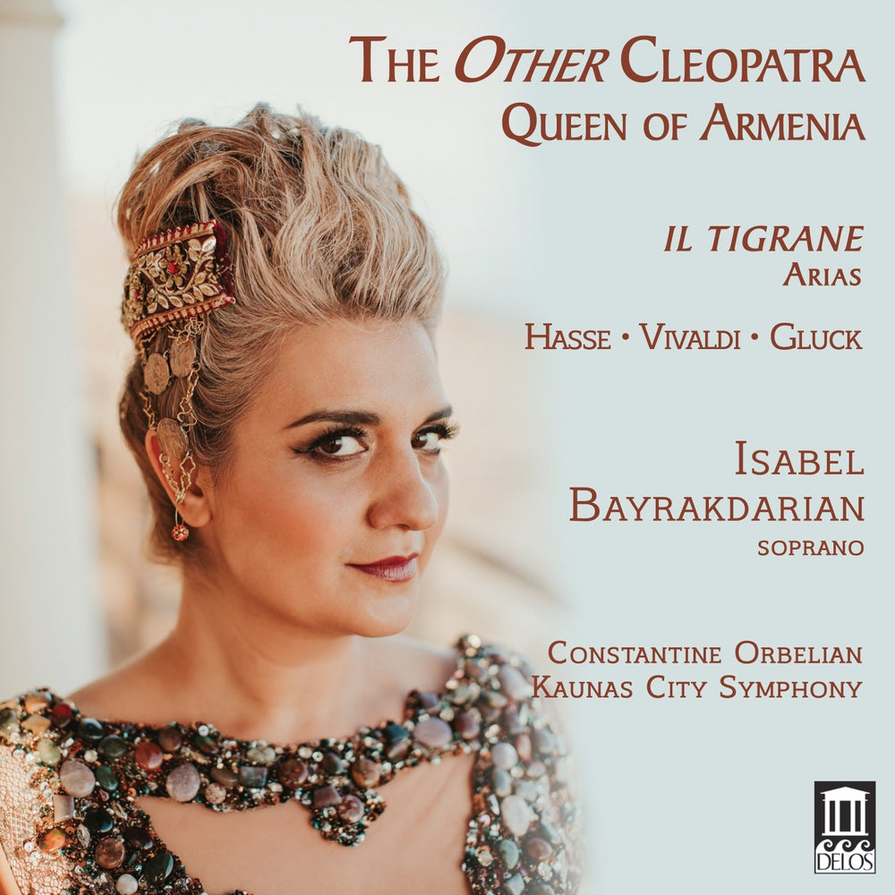 Image of The OTHER Cleopatra: Queen of Armenia (AUTOGRAPHED CD)