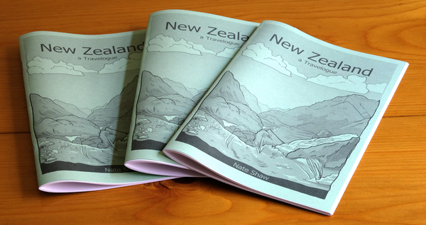 Image of New Zealand: A Travelogue