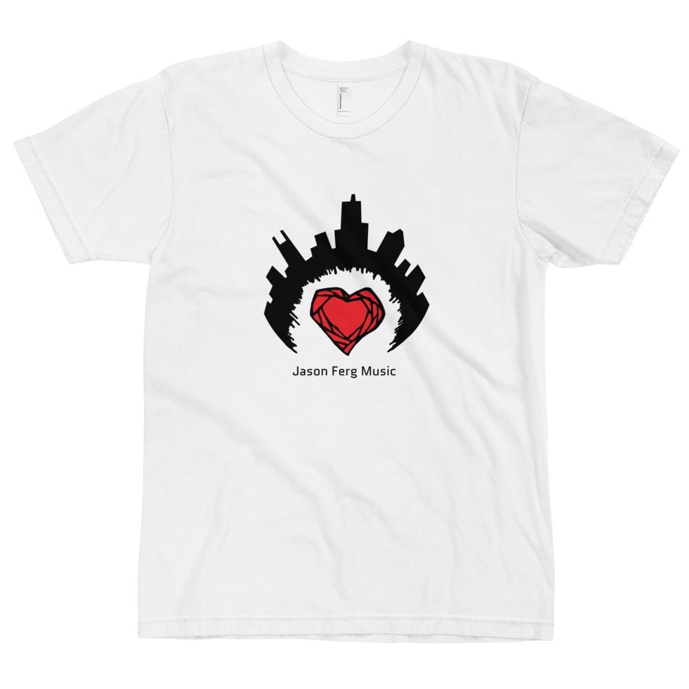 Image of Jason Ferg Music Logo T-Shirt