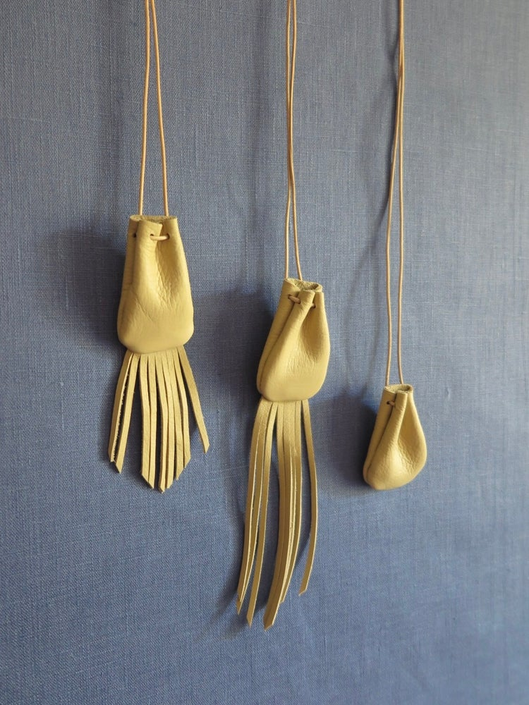 Image of butter pouches