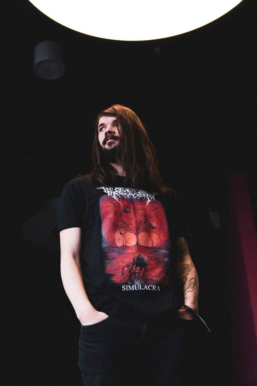 "Image of ""SIMULACRA"" T-Shirt"