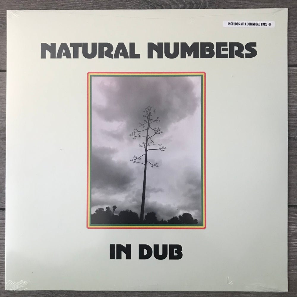 Image of Dub Club - Natural Numbers In Dub Vinyl LP