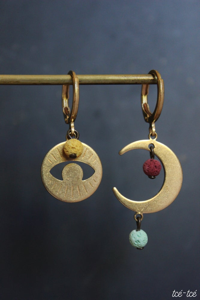 "Image of Boucles ""Talisman"""