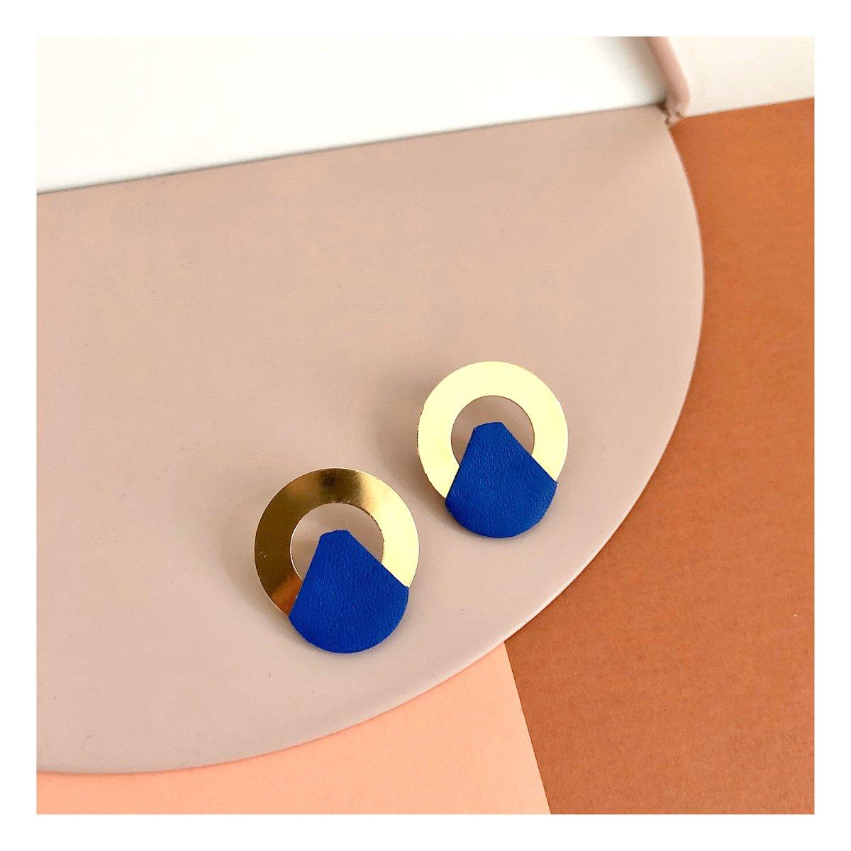 Boucles d'oreilles AIKO #1