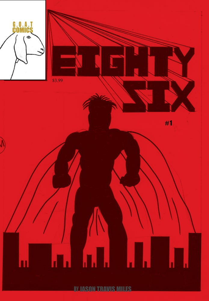 Image of Eighty-Six 1 by Jason T. Miles
