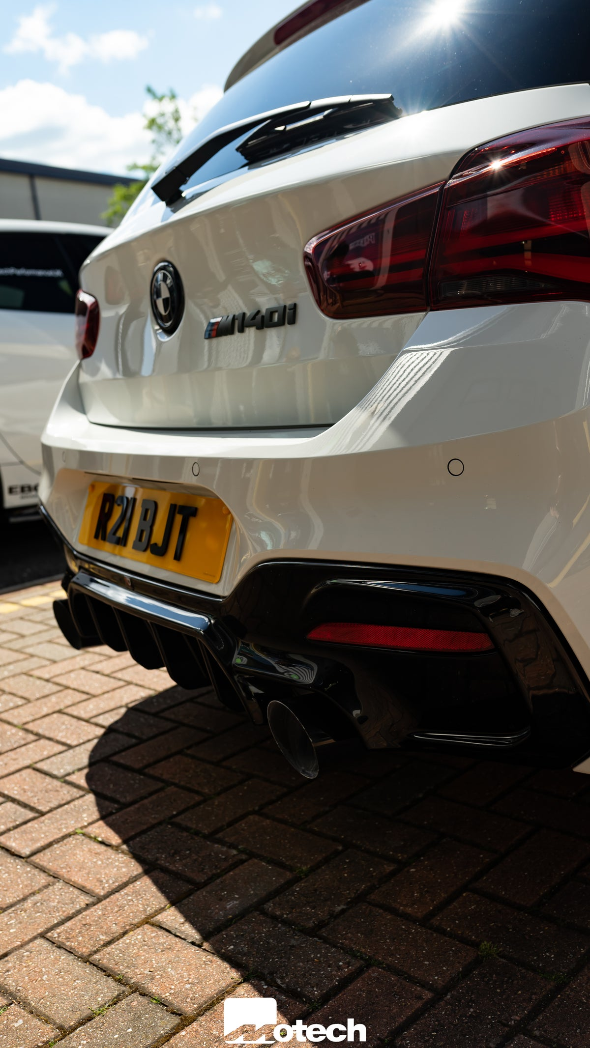 Image of BMW M140i Remus Exhaust  (F20 F21)
