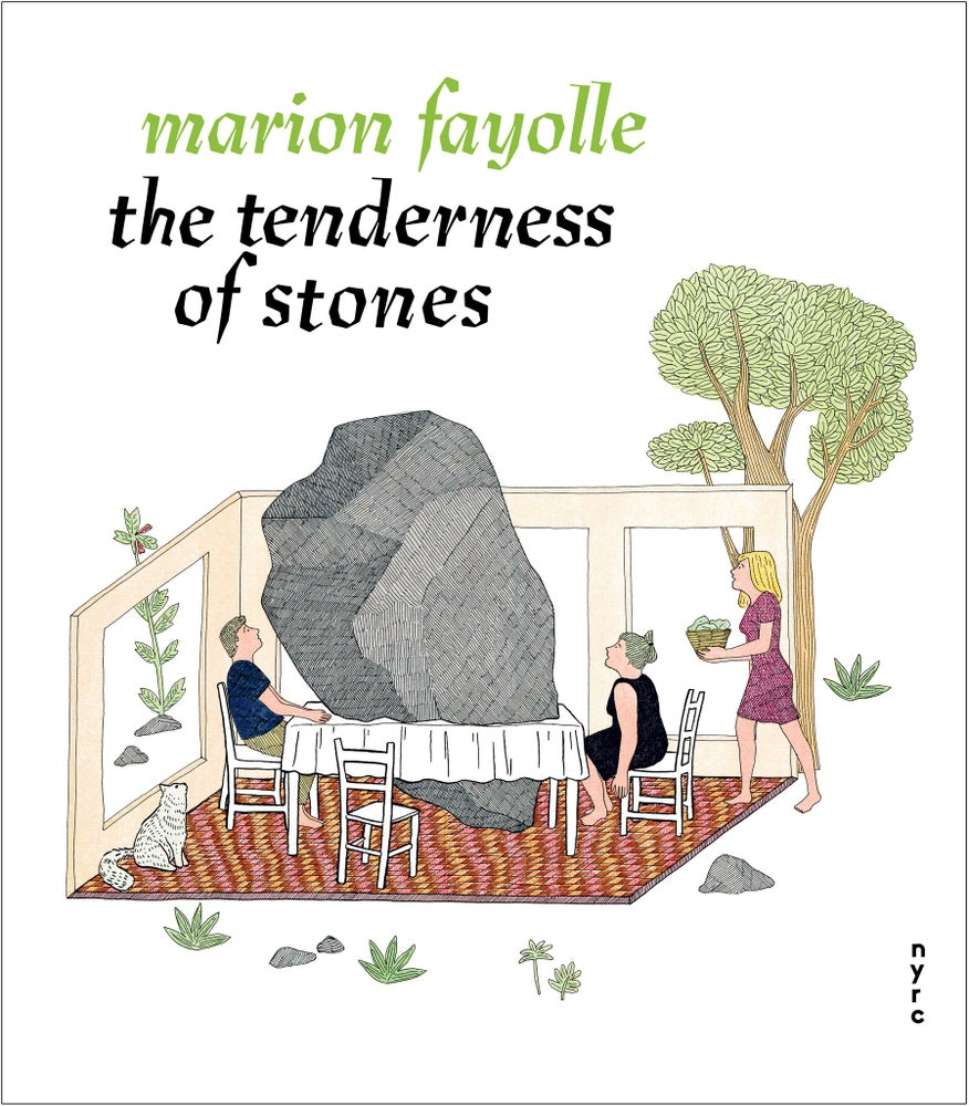 Image of The Tenderness of Stones by Marion Fayolle