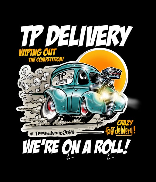 Image of TP DELIVERY (COLOR)