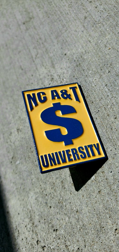 Image of A&T Pin