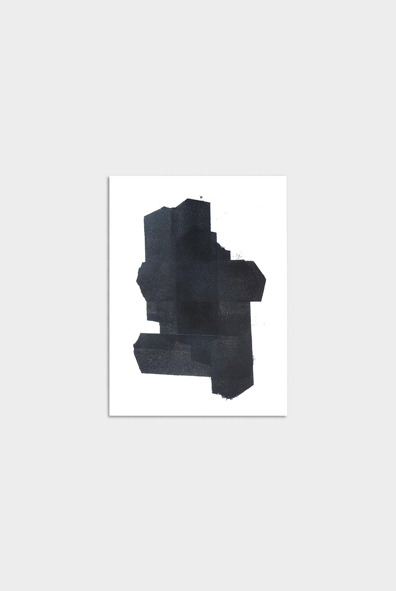 POSE /2 - Artwork - 42x29,7cm - Limited edition