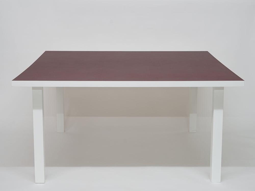 Image of B4 Tisch Quadrat 180cm