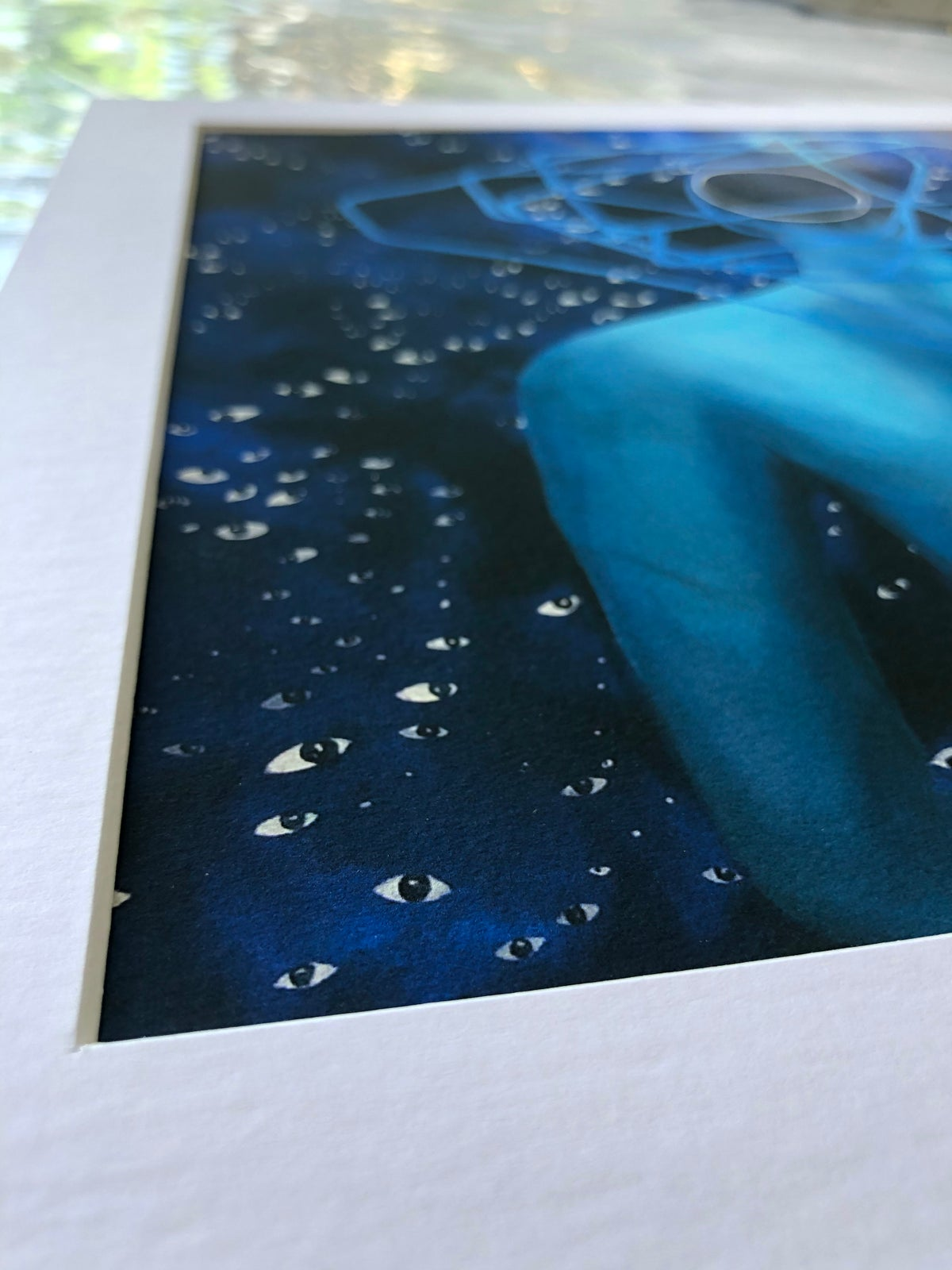Image of Disconcertment giclee print