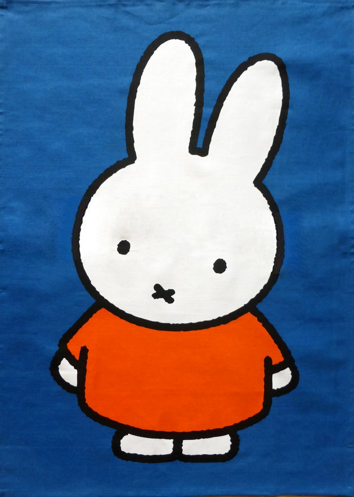 Image of Miffy Tea Towel