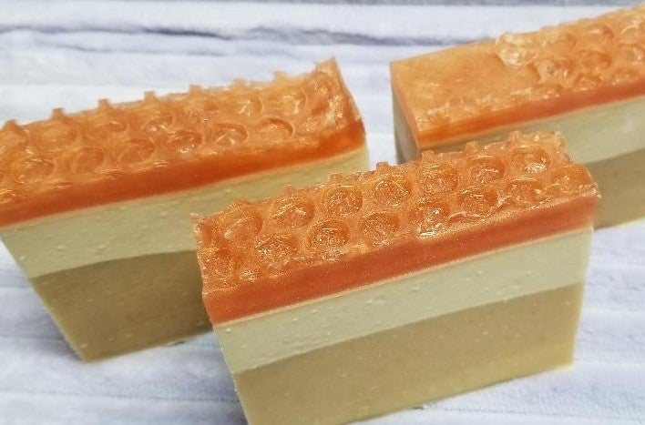 Image of Oatmeal Milk & Honey Layered Soap