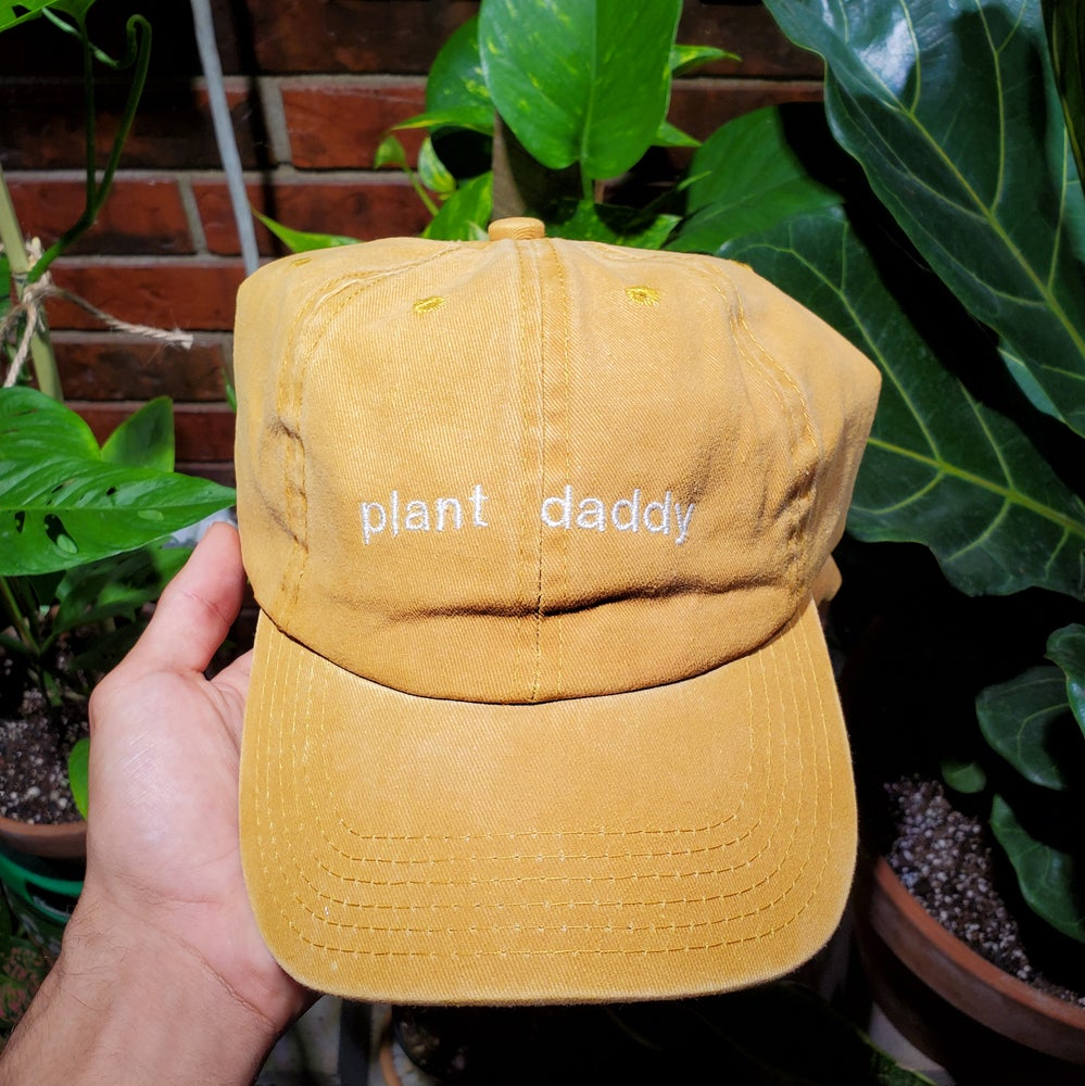 Image of Plant Daddy/Plant Mami Hat