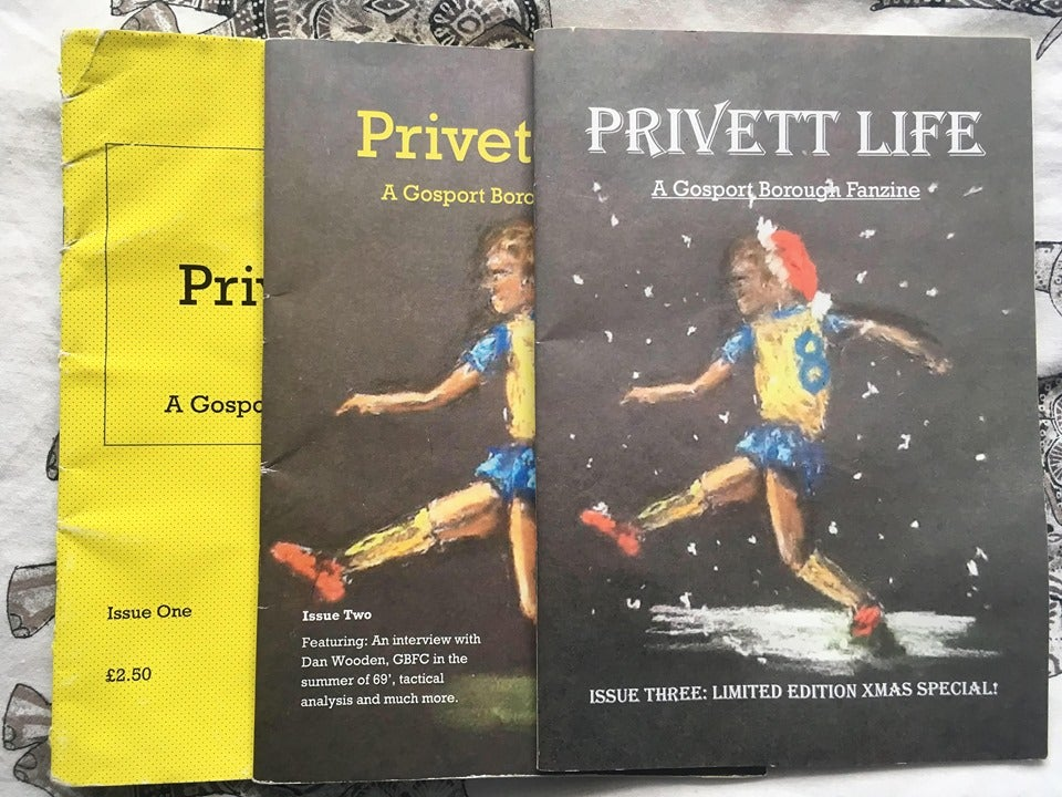 Image of Privett Life Digital Library (Issues 1-3)