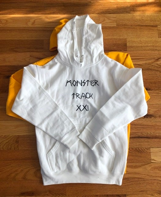Image of Monster Track 21 - Hoodie