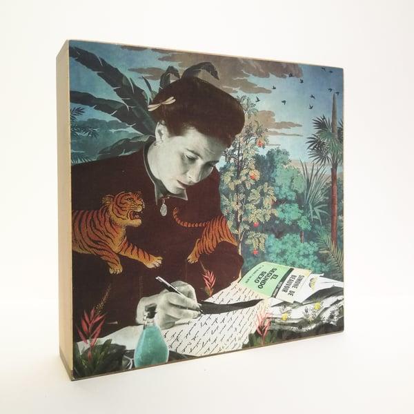 Image of Simone de Beauvoir