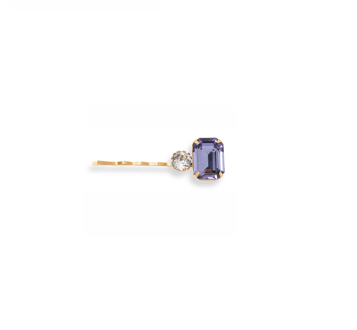 Image of Jennifer Behr Swarovski Crystal Bobby Pin (multiple colors)